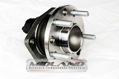 Ford Mondeo Mk3 2000-2007 Rear Wheel Hub Bearing Flange Abs Sensor *brand New*