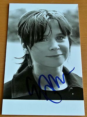 Emily Watson Signed Official Photo Card Autograph War Horse TV Film Actress COA