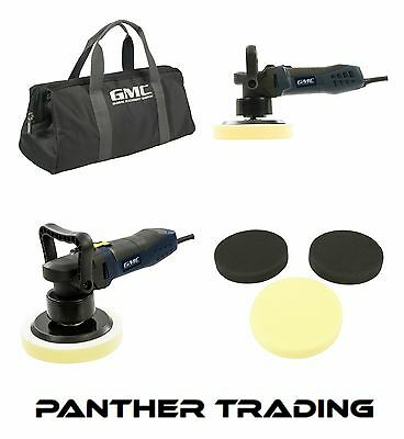 GMC 600W Dual Action Sander Polisher GPDA Grinding & Polishing - 673823
