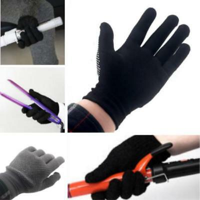 Heat Resistant Protective Glove Hair Styling For Curling/Straight Flat Iron Q