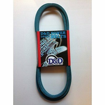 D&D PowerDrive 5LK1390 or  B136K made with Kevlar V Belt Vbelt