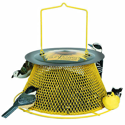 No No Sunflower Basket Bird Feeder Sb00316