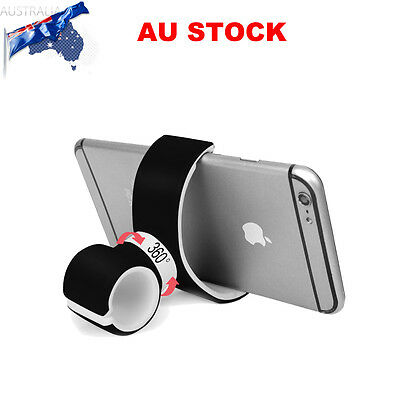 Universal Air Vent Mount Bicycle Car Phone Stand Holder for iPhone 6s Plus BLACK