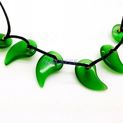 Naruto Rikudō Sennin Six Magatama Necklace Cosplay Accessory
