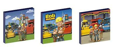 New Bob The Builder Canvas Wall Art Plaques/pictures