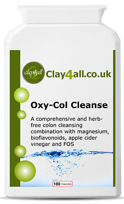 Oxy-Col Cleanse - Magnesium peroxide colon cleanser