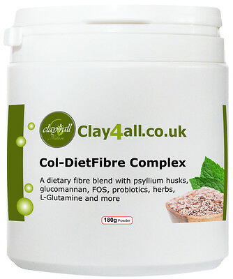 Col-DietFibre Complex - high fibre colon cleanser and shape-up support