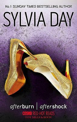 Afterburn & Aftershock (Cosmo Red-Hot Reads from Mills & Boon), Sylvia Day Book
