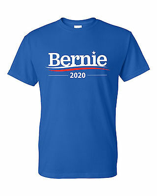 Bernie Sanders for president 2020 t shirt tshirt 2016 election feel the bern