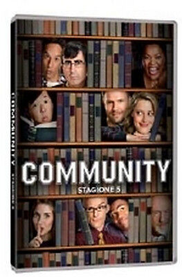 Community - Stagione 5 (2 DVD) - ITALIANO ORIGINALE SIGILLATO -