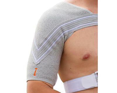 G803-P Incrediwear Shoulder Brace (Gray)