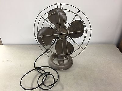 Rare Unique Robbins and Myers Oscillating Fan Made in USA