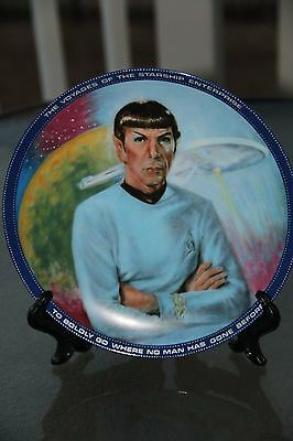 A Generational Staple - Limited Edition Star Trek Plates - Spock