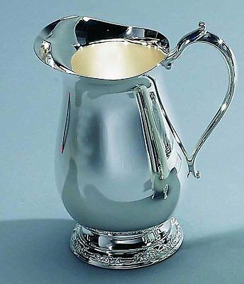 Romantica Collection Silver Water Pitcher