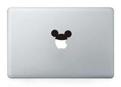 "Mickey Hat Disney Macbook Sticker Viny Decal for Macbook Air/Pro/Retina 13""15""17"