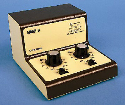 Gaugemaster D Twin Track Cased Controller Twin 12 Volt DC Controlled Output T48P