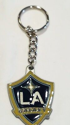 Los Angeles Galaxy Keychain MLS Official Licensed