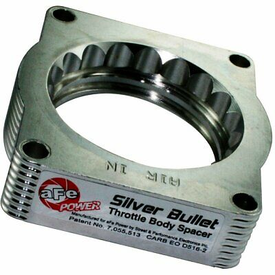 New AFE Throttle Body Spacer 5.4L V8 F150 Truck Ford F-150 2004-2010 46-33002