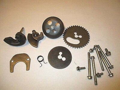 VESPA GT200L GRANTURISMO CAM SPROCKET LEADER COUNTER WEIGHTS GT 200 486336 kc