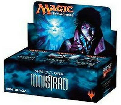 BOX 36 Buste Ombre su Innistrad - Shadows Over Magic Nuovo mtg SOI ITALIANO