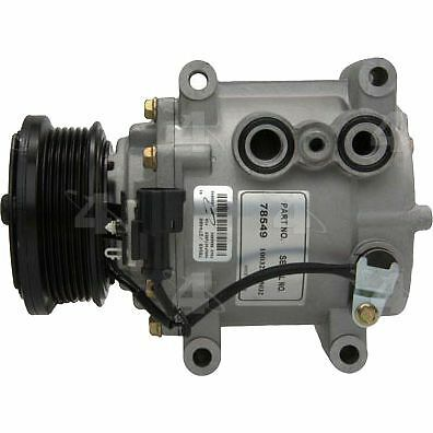 4-Seasons Four-Seasons A/C AC Compressor New With clutch Jaguar S-Type 78549