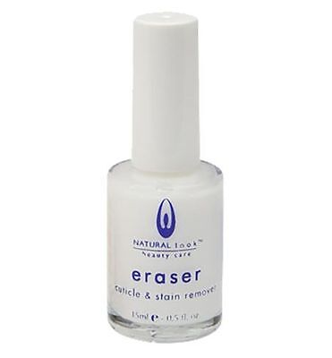 Eraser Cuticle and Stain Remover 15ml Natural Look
