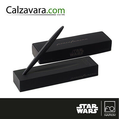 Napkin Forever Pininfarina Cambiano Puntale in Ethergraf® Star Wars