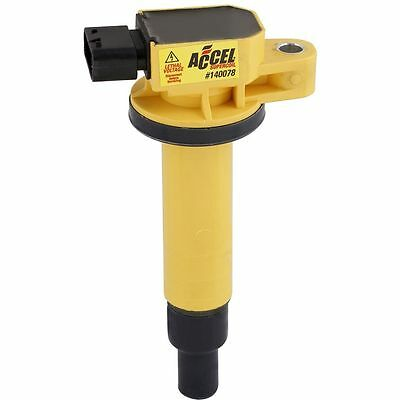 Accel Ignition Coil New for Toyota Prius Scion xB Echo Yaris xA C 2012 140078