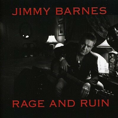 Jimmy Barnes - Rage & Ruin [New CD]