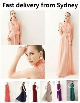 MAXI Dress,High Neck Evening Dress,holiday resort,suitable as Maternity Dress