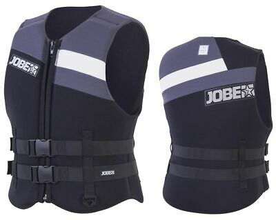 Jobe Progress Neo Vest Men Black Schwimmweste Wakeboard Wasserski Jetski SUP j16