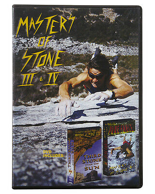 New Garage Entertainment Masters Of Stone 3 And 4 Dvd Multi N/A