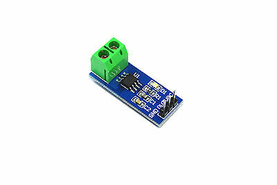 ACS712ELC-30A 30A Current Sensor Module Ammeter Arduino Pi Hall Flux Workshop