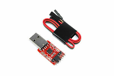 Serial Adapter Module CP2102 USB TTL UART Arduino Pro Mini Bridge Flux Workshop