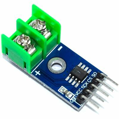 MAX6675 K-type Thermocouple Temperature Sensor 0-800 Degrees SPI Flux Workshop
