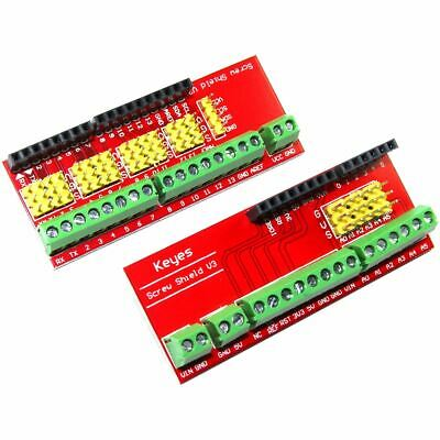 Arduino UNO Expanded Wing Screw Genuine Keyes Shield Sensor DUE Flux Workshop