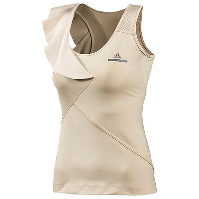 Genuine Adidas Stella McCartney Ladies Tennis Tank Barricade Top, Size: L