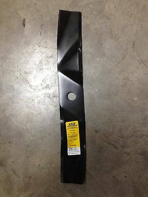 """6-Pack Toothed Mulching Blades Replaces Exmark 103-9628 for 56/"""" cutting deck"""