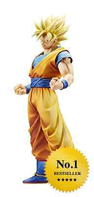 Banpresto Dragon Ball Z 9.8-Inch The Son Goku Master Stars Piece Figure, New