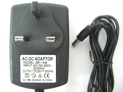 400Ma/0.4A 28V Regulated Ac/dc Switch Mode Power Adaptor/supply/charger/psu