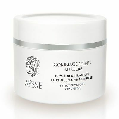 1 gommage corps au sucre AYSSE 200ml