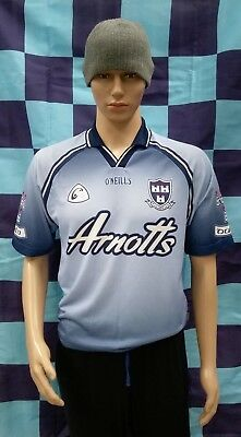 County Dublin (Ireland) O'Neills GAA Gaelic Football Jersey (Youths 13-14 Years)