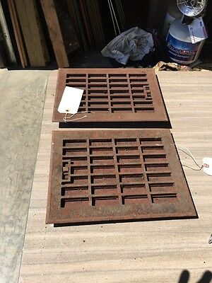 P6 Two Available Antique Cast-Iron Heating Great As  Found Price Separate