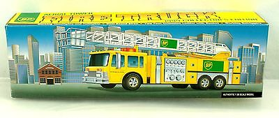 BP Aerial Tower Fire Truck 1999 Advertising Collectors Edition 1:35
