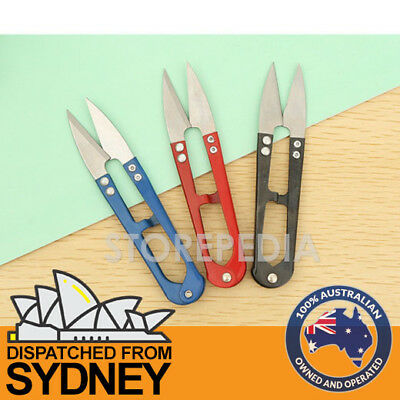 1 Pcs Sewing Scissor Fishing Line Nipper Embroidery Snips Thread Cutter Thrum