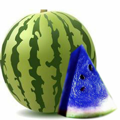 20pcs Blue Watermelon Seeds Rare Vegetable Organic Home Garden Variety Plant