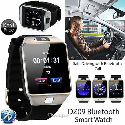 Reloj Inteligente SmartWatch Bluetooth Smart Watch para Android iOS Samsung LG