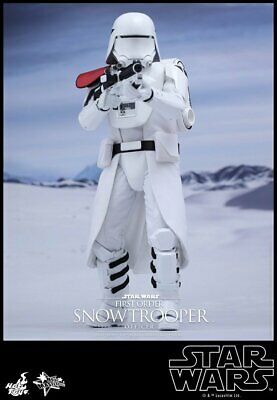 Star Wars Episode VII Figur First Order Snowtrooper Officer Sixth Scale HotToys