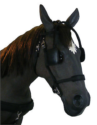 Official Libby's Ultimate Driving Bridle Horse / Pony