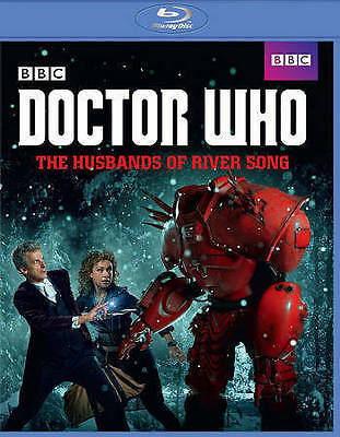 Doctor Who Blu-Ray - The Husbands Of River Song - New Unopened - Bbc